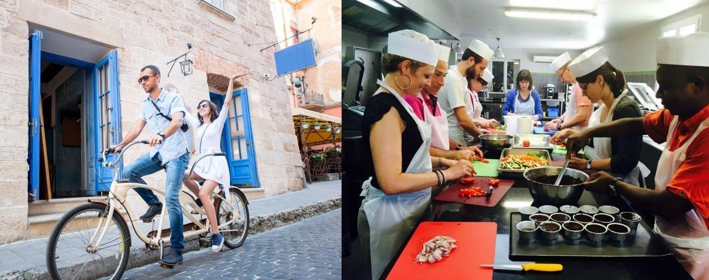 Organisation activité Rallye Culinaire pour team-building et séminaires partout en France