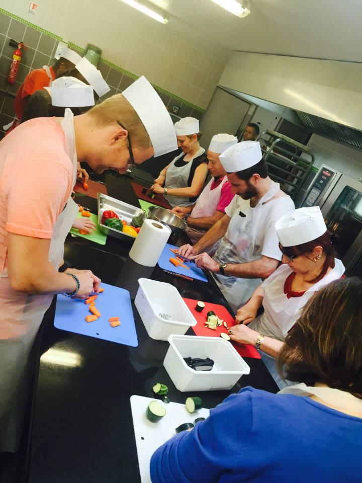 Organisation activité Challenge Culinaire pour team-building et séminaires partout en France